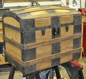 Restore Antique Trunks