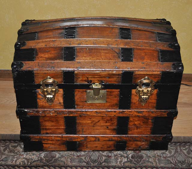 Restore Antique Trunks