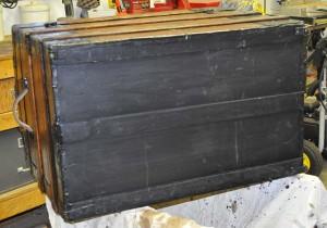 steamer trunk
