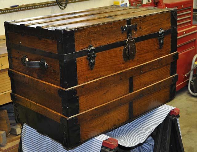 Antique Trunks For Sale
