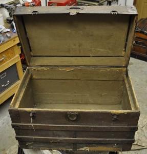 Steamer Trunk For Sale